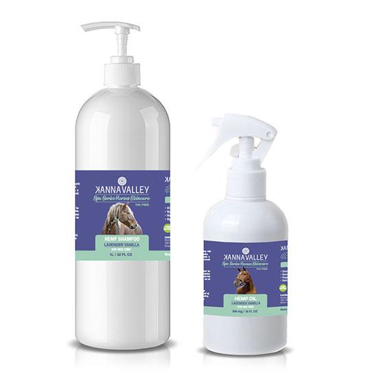 Productos de CBD para el cuidado equino